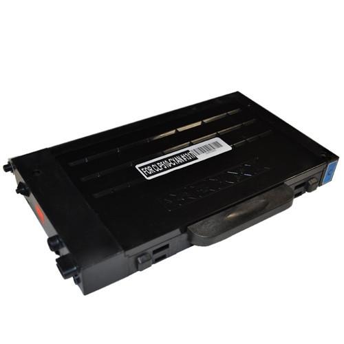 Samsung CLP-510D5C azurový (cyan) kompatibilní toner