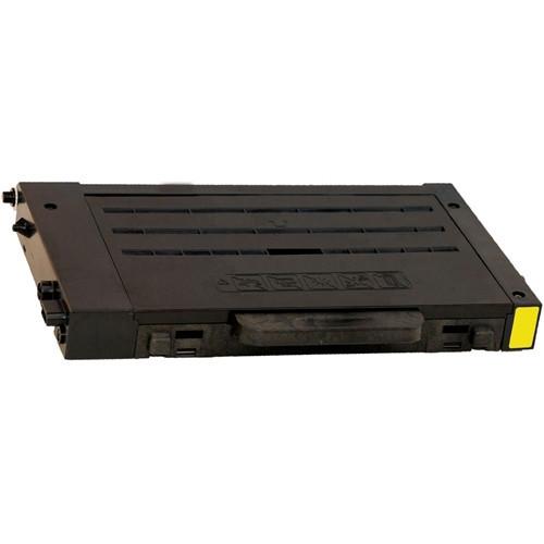 Samsung CLP-510D5Y žlutý (yellow) kompatibilní toner