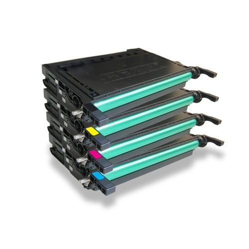 Samsung CLP-C660B azurový (cyan) kompatibilní toner