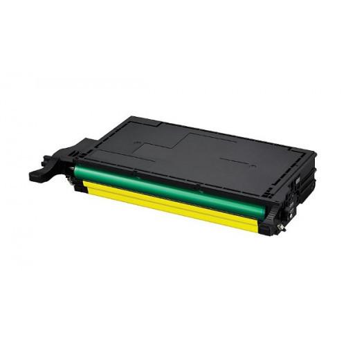 Samsung CLP-Y660B žlutý (yellow) kompatibilní toner