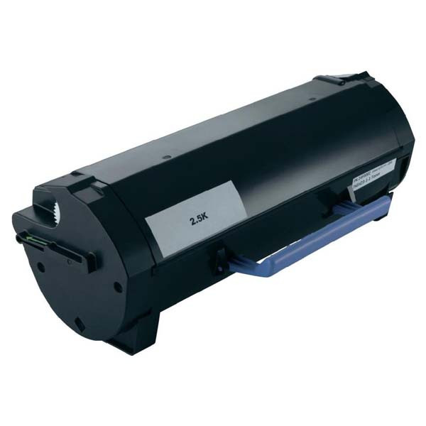 Dell originálny toner 593-11165, black, 2500 str., RGCN6, return, Dell B2360d, B2360dn, B3460dn, B3465dnf Originálny toner pre tlačiareň Dell.   Prečo kúpiť našu originálnu náplň?      Originálny toner = záruka pri