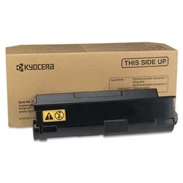 Kyocera originálny toner TK3100, black, 12500 str., 1T02MS0NL0, Kyocera FS-2100D, DN, obsahuje odp.   Prečo kúpiť našu originálnu náplň?      Originálny toner = záruka priamo od výrobcu tlačiarne 100% použitie v tlačiarni - bezproblémové fungovanie s vašou tlačiarňou Použitím originálnej náplne predlžujete životnosť tlačiarne Osvedčená špičková kvalita - vysokokvalitná a spoľahlivá tlač originálnou tlačovou kazetou od prvej do poslednej stránky Trvalé a profesionálne výsledky tlače - dlhodobá udržateľnosť tlače Kratšie zdržanie pri tlači stránok Garancia Vašej spokojnosti pri použití našej originálnej náplne Zabezpečujeme bezplatnú recykláciu originálnych náplní Zlyhanie náplne v menej ako 1% prípadov Jednoduchá a rýchla výmena náplne 1T02MS0NL0