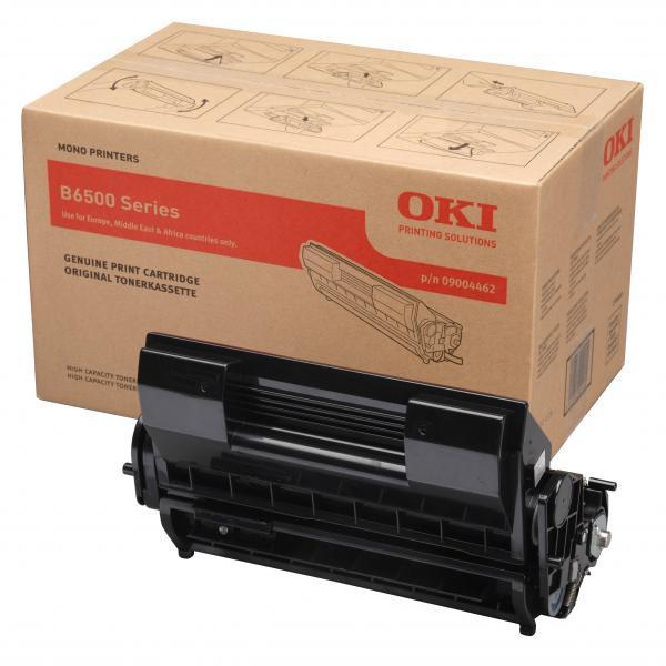 Levně OKI 9004462 černý (black) originální toner