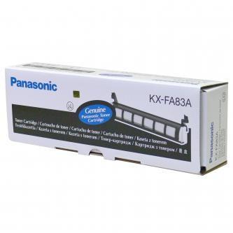 Panasonic KX-FA83E černý (black) originální toner