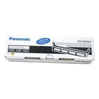 Panasonic KX-FAT92X černý (black) originální toner
