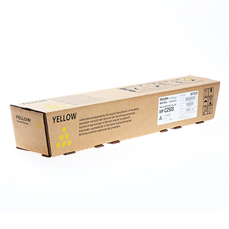Ricoh originální toner 841929, yellow, 5500str., Ricoh Aficio MP C 2003 SP/ 2011 SP a 2503 SP