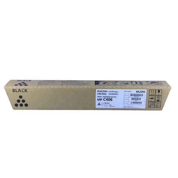 Ricoh originálny toner 842095, black, 17000 str., Ricoh Aficio MP C300, MP C306, MP C406 Originálny toner pre tlačiareň Ricoh.   Prečo kúpiť našu originálnu náplň?      Originálny toner = záruka p