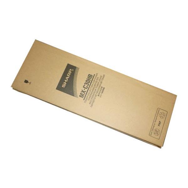 Sharp originálna odpadová nádobka MX-C30HB, 8000 str., MX-C250F, C300W Sharp originálna odpadová nádobka MX-C30HB, 8000 str., MX-C250F, C300W