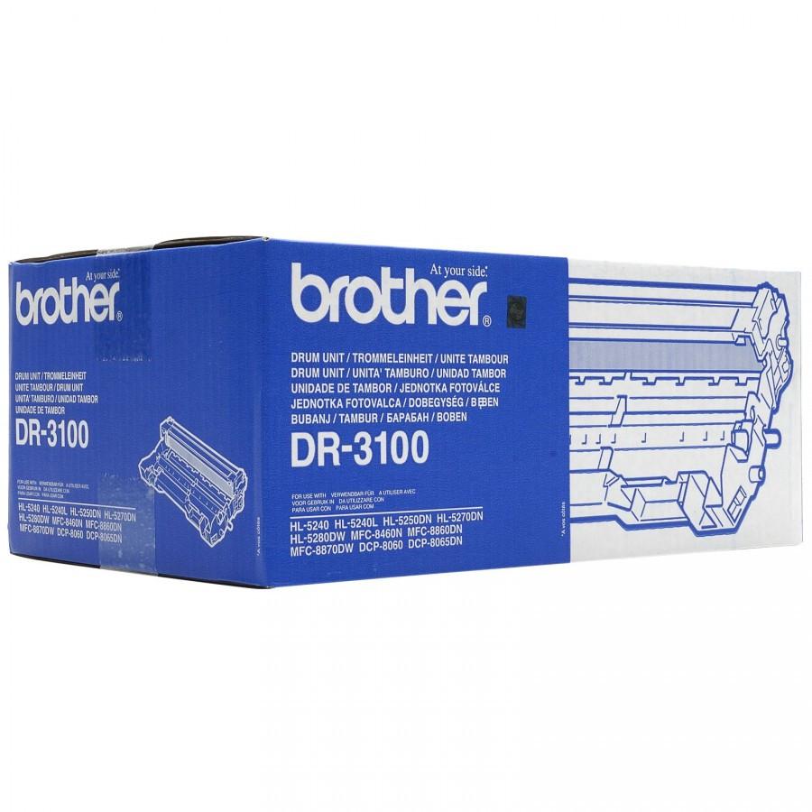 Brother_DR3100_černý_black_originální_válcová_jednotka