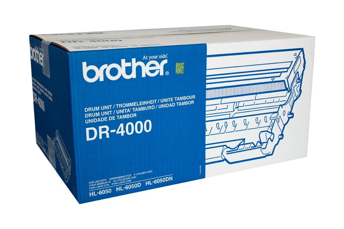 Brother_DR4000_černý_black_originální_válcová_jednotka