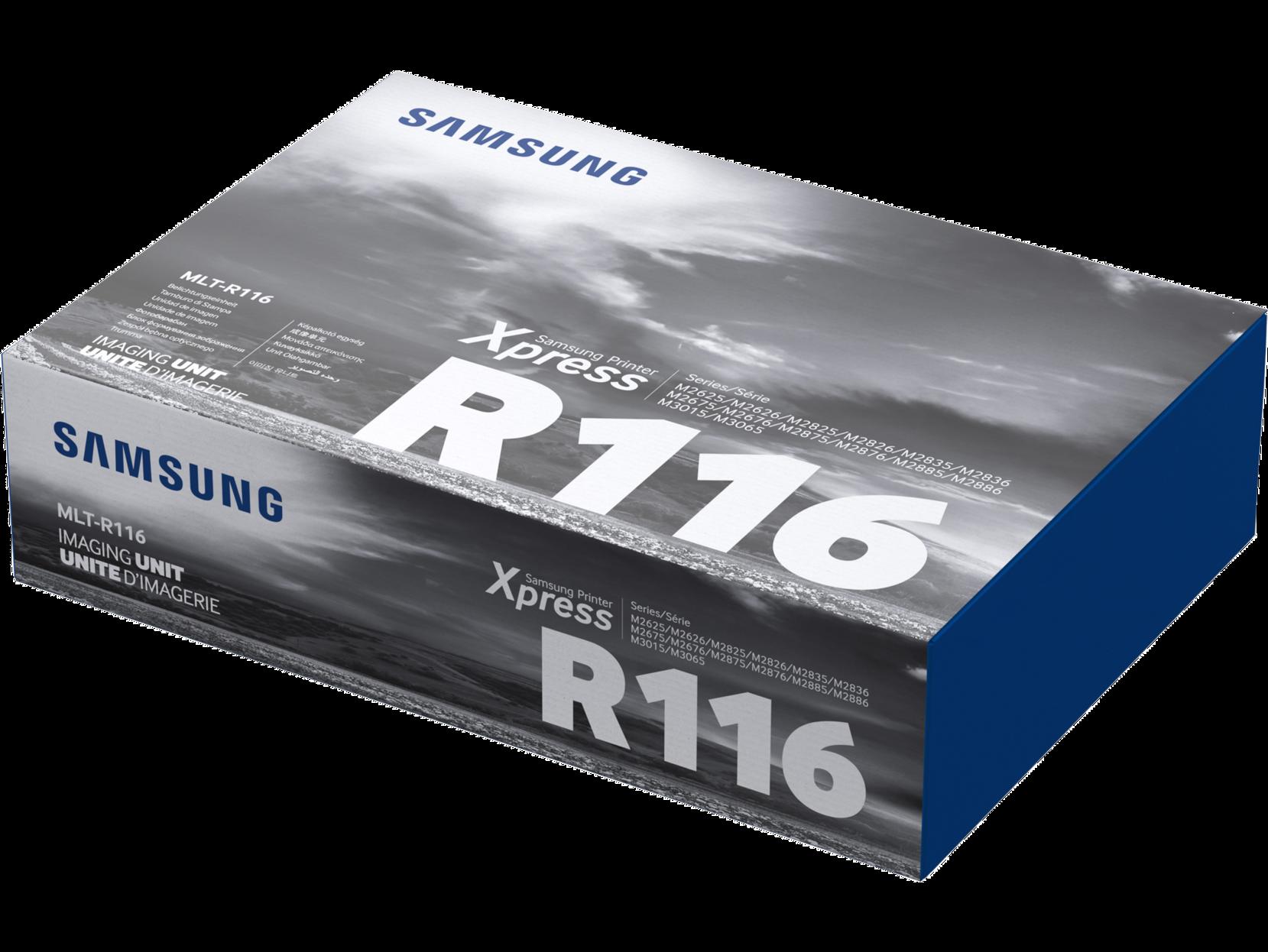 HP originální válec SV134A, MLT-R116/SEE, black, R116, imaging unit, 9000str., Samsung Xpress SL-M2625,2626,2825,2826,M2675,2676,2