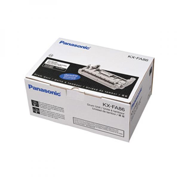 Panasonic originální válec KX-FA86X, black, Panasonic KX-FL833, 813, 853, 803