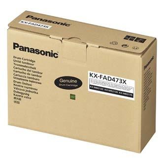 Panasonic originální válec KX-FAD473X, black, 10000str., Panasonic KX-MB2120, KX-MB2130, KX-MB21