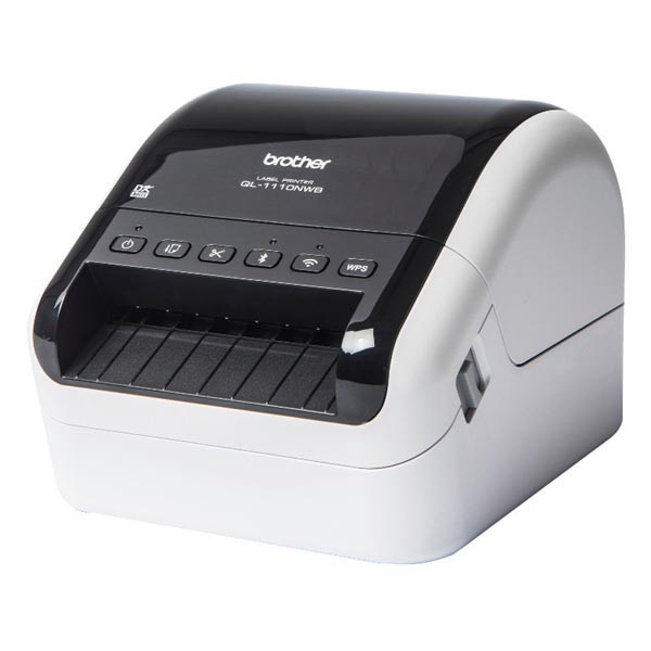 Brother QL-1110NWB QL1110NWBYJ1 tiskárna štítků