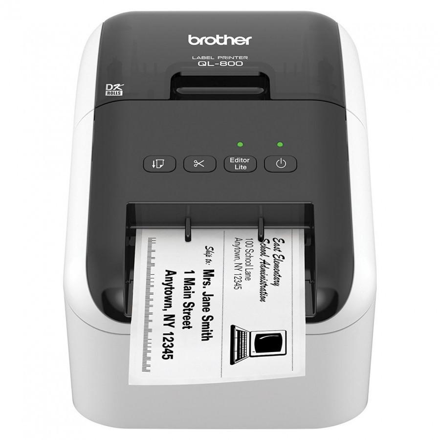 Brother QL-800 QL800YJ1 tiskárna štítků