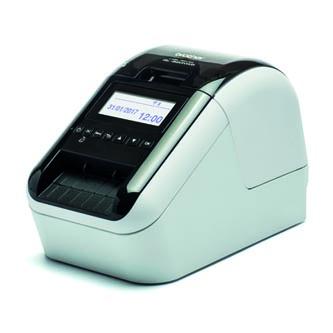 Brother QL-820NWB QL820NWBYJ1 tiskárna štítků