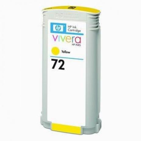 HP 72 C9373A sárga (yellow) eredeti tintapatron