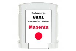 HP 88XL C9392A purpurowy (magenta) tusz zamiennik