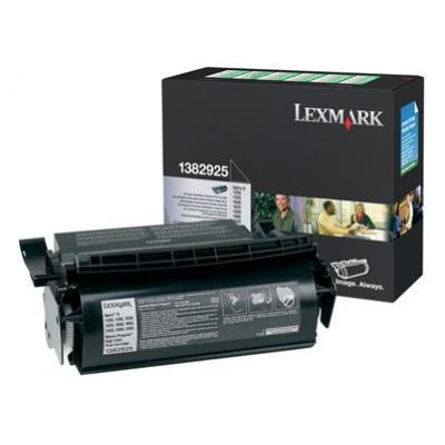 Lexmark 1382925 černý (black) originální toner