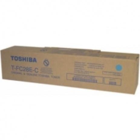 Toshiba TFC28EC azuriu (cyan) toner original