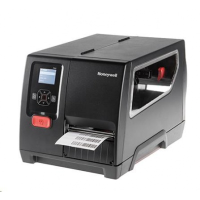 Honeywell Intermec PM42 PM42205003 drukarka etykiet, 8 dots/mm (203 dpi), rewind, display, ZSim II, IPL, DP, DPL, USB, RS232, Ethernet