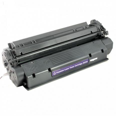 HP 24A Q2624A fekete (black) kompatibilis toner