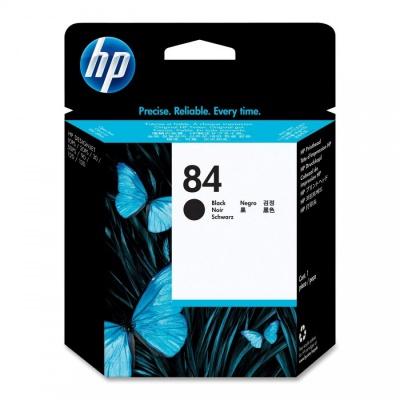 HP č.84 C5016A černá (black) originální cartridge, výprodej