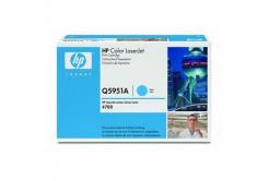 HP 643A Q5951A azuriu (cyan) toner original