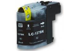 Brother LC-127XL černá (black) kompatibilní cartridge
