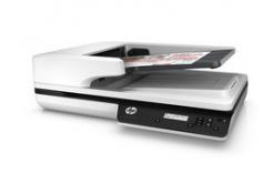HP ScanJet Pro 3500 f1 Flatbed Scanner (A4,1200 x 1200, USB 2.0, ADF, Duplex)
