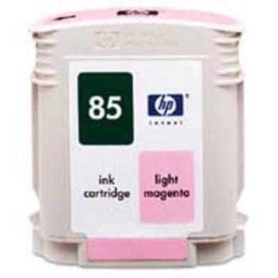 HP 85 C9429A jasno purpurowy (light magenta) tusz oryginalna