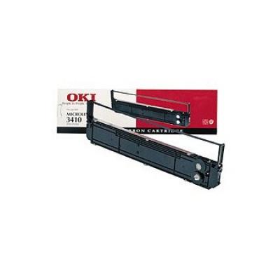 OKI 9002308, černá, originální barvicí páska