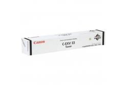 Canon C-EXV33 2785B002 černý (black) originální toner