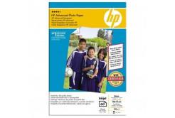 """HP Advanced Glossy Photo Paper, foto papír, lesklý, zdokonalený, bílý, 10x15cm, 4x6"""", 250"""