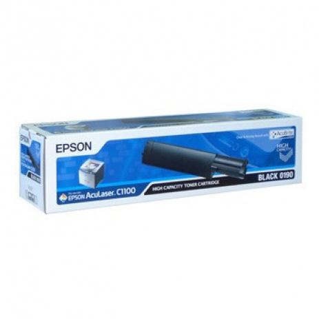 Epson C13S050190 black original toner