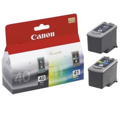 Canon PG-40 + CL-41 sada originální cartridge