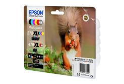 Epson originální ink C13T379D4010, 378XL+478XL, CMYK, 1x10.2ml, 2x11.2ml, 3x9.3ml, Epson