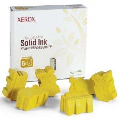 Xerox 108R00819 galben (yellow) toner original