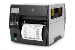 "Zebra ZT420 ZT42062-T0E0000Z, TT tiskárna štítků, 6"", 203 dpi, RS232, USB, Bluetooth, EZPL, LAN"