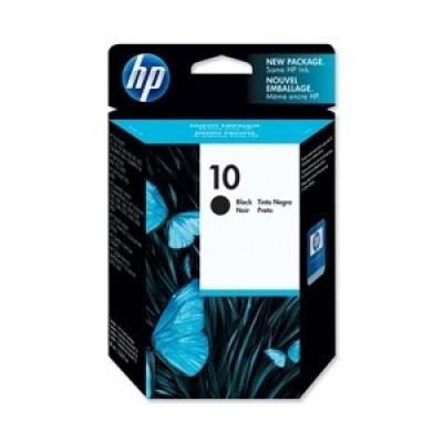 HP 10 C4844A černá (black) originální cartridge