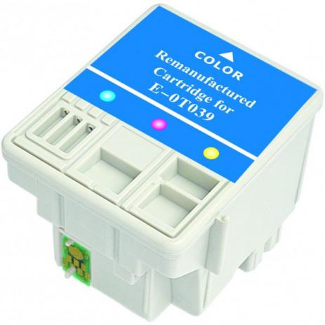 Epson T0391 színes utángyártott tintapatron
