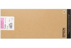 Epson T549600 svetle purpurová (light magenta) originálna cartridge