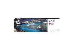 HP 973X F6T82AE purpurová (magenta) originální cartridge