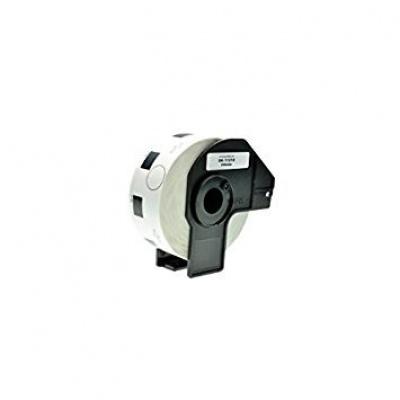 Brother DK-11218, 24mm, kompatibilní role etiket, kulaté