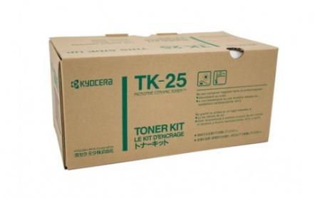 Kyocera Mita TK-25 čierný (black) originálny toner