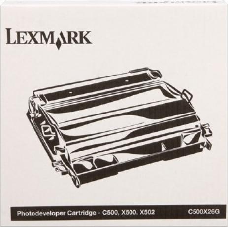 Lexmark C500X26G negru (black) drum original
