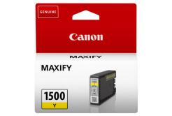 Canon PGI-1500 Y žlutý (yellow) originální catridge