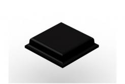 3M Bumpon SJ5007 černý, plato = 54 ks