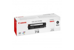 Canon CRG-718 černý (black) originální toner