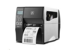 Zebra ZT230 ZT23043-D2E000FZ tiskárna štítků, 12 dots/mm (300 dpi), řezačka, display, ZPLII, USB, RS232